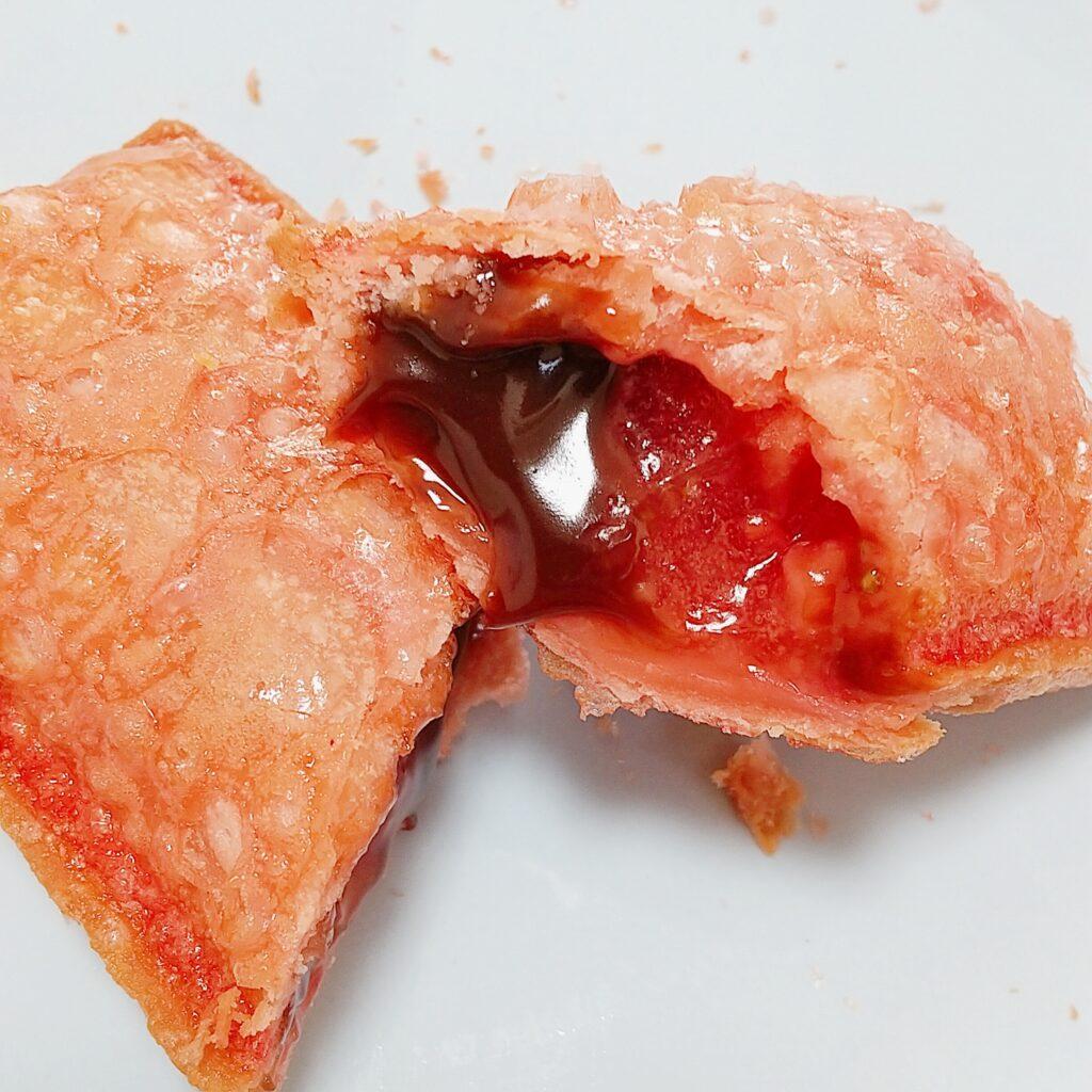 ずるいチョコいちごパイはいつまで?カロリーや感想口コミ
